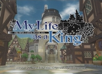 Final Fantasy Crystal Chronicles : My Life as a King - WII