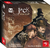 Jack L'Eventreur : Mr Jack Pocket [2010]
