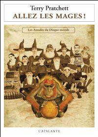 Les Annales du Disque-Monde : Allez les mages ! [#33 - 2010]