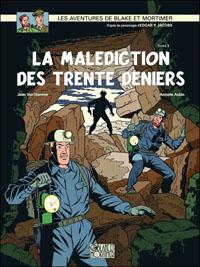 Les aventures de Blake et Mortimer : Blake et Mortimer : La malediction des trente deniers, deuxième partie [#20 - 2010]