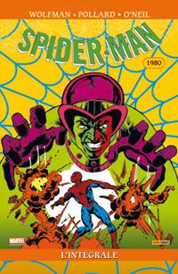 Spider Man l'Intégrale 1980 #21 [2010]
