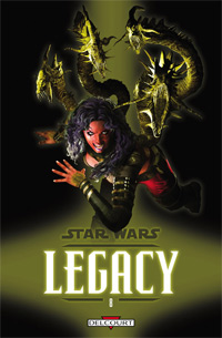 Star Wars Legacy - Saison 1 : Monstre #8 [2010]