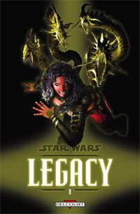 Star Wars Legacy - Saison 1 : Monstre [#8 - 2010]