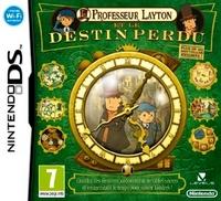 Professeur Layton et le Destin Perdu #3 [2010]