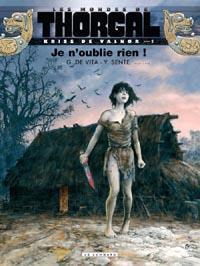 Les mondes de Thorgal - Kriss de Valnor: Je n'oublie rien! #1 [2010]