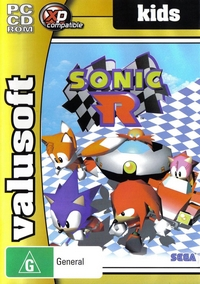 Sonic R [1998]