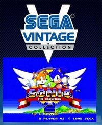 3D Sonic the Hedgehog 2 - eshop