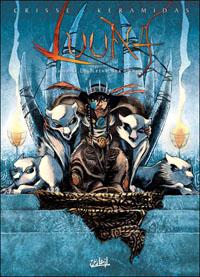 Luuna : La Reine des loups [#6 - 2010]