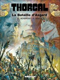 Thorgal : La bataille d'Asgard #32 [2010]