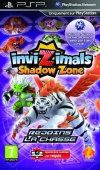 Invizimals : Shadow Zone [#2 - 2010]