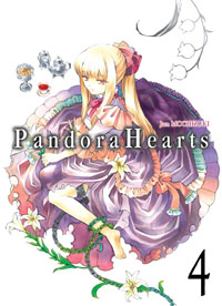 Pandora Hearts #4 [2010]