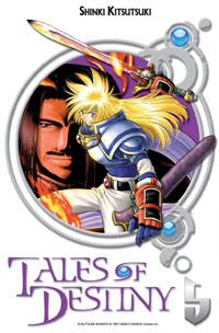 Tales of Destiny #5 [2010]