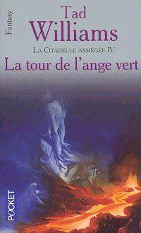 L'Arcane des Epées : La Citadelle Assiégée : La Tour de l'Ange Vert [#8 - 2000]