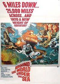 Le tour du monde sous les mers [1966]