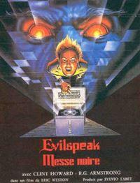 Evilspeak - Messe noire : Messe noire
