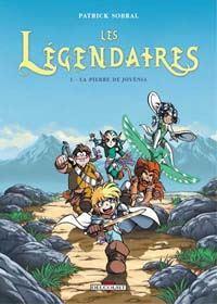 Les Légendaires : La Pierre de Jovénia [#1 - 2004]