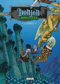 Donjon Monsters : Les Habitants des profondeurs #9 [2004]