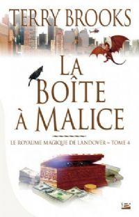 Royaume magique de Landover : La Boîte à Malice #4 [1998]
