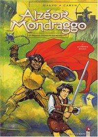Alzeor Mondraggo : Le Prince rouge [#2 - 2002]