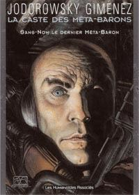 L'Incal : La Caste des Méta-Barons : Sans-Nom le dernier Méta-Baron #8 [2004]