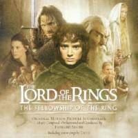 Le Seigneur des Anneaux : La trilogie du Seigneur des Anneaux : La Communauté de l'Anneau - OST [2001]
