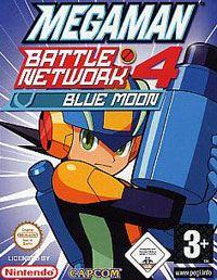 Mega Man Battle Network 4 Blue Moon - Console Virtuelle
