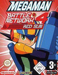 Mega Man Battle Network 4 Red Sun - Console Virtuelle