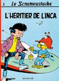 Le Scrameustache : L'Héritier de l'Inca #1 [1973]
