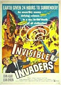Invisible Invaders [1959]