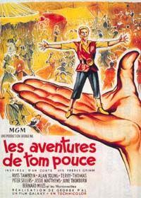 Les Aventures de Tom Pouce [1958]