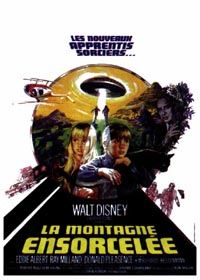 Le Mystère de la Montagne ensorcelée : La montagne ensorcelée [1976]