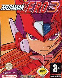 Mega Man Zero 3 - GBA