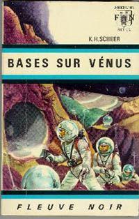 Perry Rhodan : La Troisième Force : Base sur Venus #4 [1966]