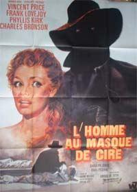 L'Homme au masque de cire [1953]