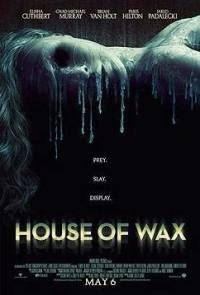 L'Homme au masque de cire : La maison de cire [2005]