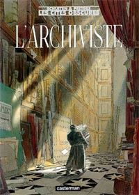Les Cités Obscures : L'Archiviste [#9 - 2000]