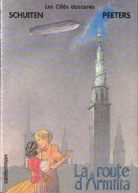 Les Cités Obscures : La route d'Armilia [#4 - 1998]