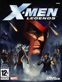 X-Men : Legends : X-Men 2 : Legends - PS2