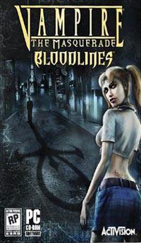 Monde des Ténèbres : Vampire : La Mascarade : Vampire the Masquerade: Bloodlines [2004]