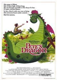 Peter Et Elliott Le Dragon Film Danimation Date De Sortie Trailer Affiches Casting
