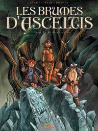 Les Exilés d'Asceltis : Les Brumes d'Asceltis : Le dieu lépreux #2 [2004]