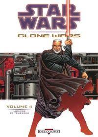 Star Wars Clone Wars : Lumière et Ténèbres #4 [2004]