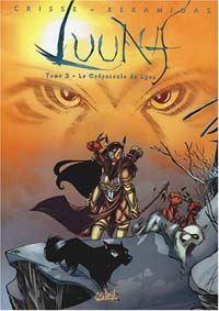 Luuna : Le crépuscule du Lynx [#2 - 2003]