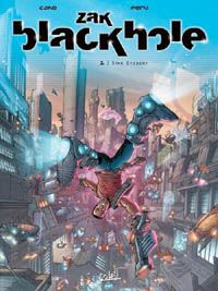 Zak Blackhole : Star epidemy [#1 - 2004]