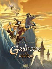Le Grimoire de féerie : Le Secret du Bagueer #1 [2004]