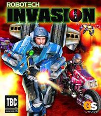 Robotech Invasion [2005]