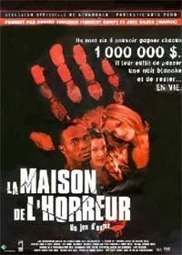 House on Haunted Hill : La Maison de l'horreur [2000]