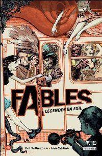 Fables : Légendes en exil [#1 - 2004]