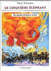 Les Annales du Disque-Monde : Le Cinquième Eléphant #25 [2009]
