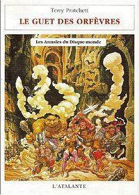 Les Annales du Disque-Monde : Le Guet des Orfèvres [#15 - 2003]
